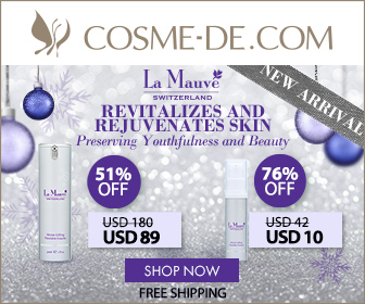 [Up to 76% OFF]La Mauve,Revitalizes and Rejuvenates Skin,Preserving Youthfulness and Beauty!Shop Now!