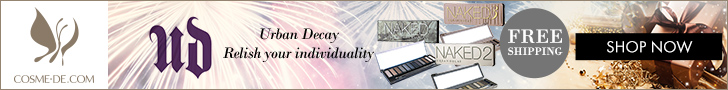 [Up to 8% OFF]Urban Decay, Relish your individuality!Shop Now!