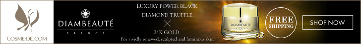 [Up to 40% OFF]DIAMBEAUTE, Luxury Power Black Diamond Truffle X 24K Gold, For vividly renewed,sculpted and luminous skin! Shop Now!