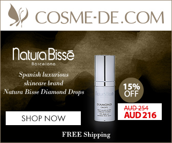 [Up to 15% OFF]Natura Bisse Diamond Drops, Spanish luxurious skincare brand! Shop Now!