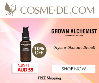 [Up to 10% OFF]Grown Alchemist, Organic skincare brand! Shop Now!